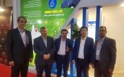 حضور گروه تولیدی صدف معدنی جوادی در هجدهمین نمایشگاه بینالمللی دام، طیور و صنایع وابسته – تهران  98